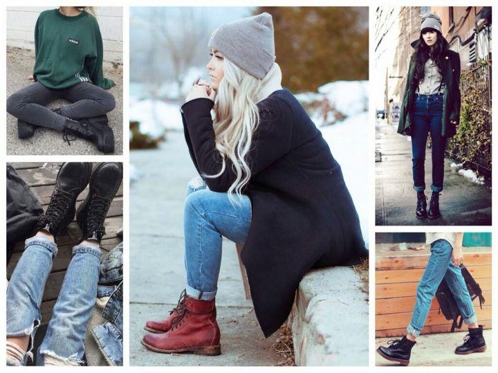 5 Трендовых образов на зиму 8