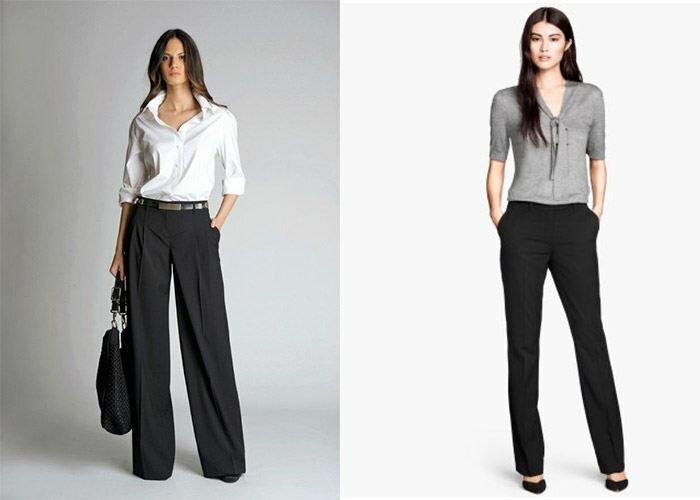 Черные брюки в вашем гардеробе 9