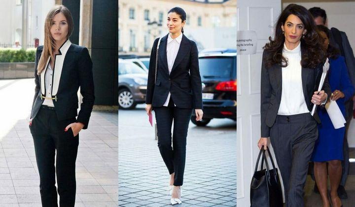 Черные брюки в вашем гардеробе 13