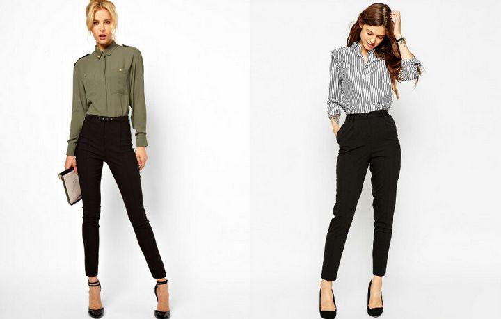 Черные брюки в вашем гардеробе 3