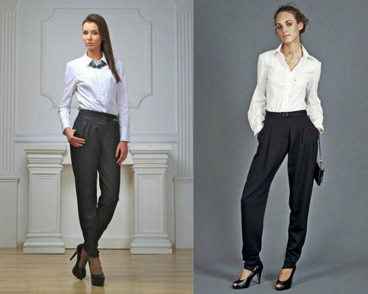 Черные брюки в вашем гардеробе 5