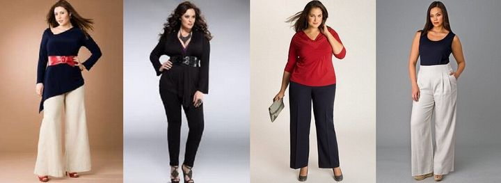 Что подобрать из одежды при нестандартной фигуре? 2