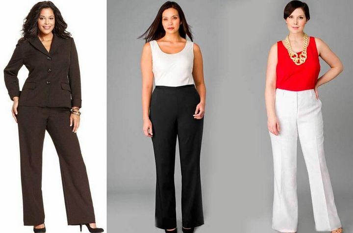 Что подобрать из одежды при нестандартной фигуре? 3