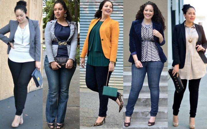 Что подобрать из одежды при нестандартной фигуре? 1