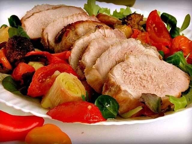 Диетический обед, употребление не более 250 калорий 2