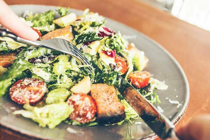 Диетический обед, употребление не более 250 калорий 1