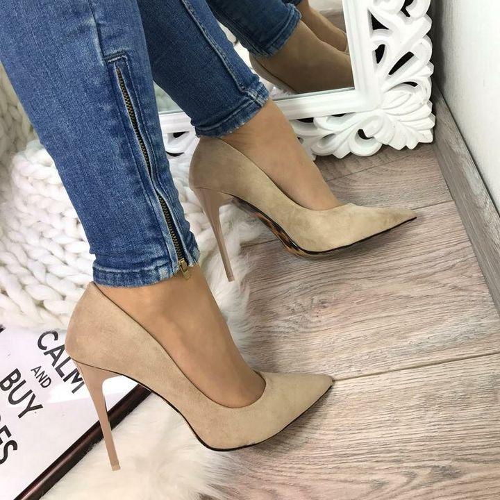 Хитрости, которые помогут при выборе обуви на каблуке 7