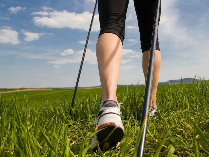 Эффективная тренировка - ходи и худей! 1