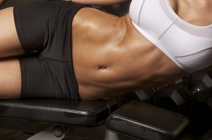 Эффективные упражнения для идеального пресса 1