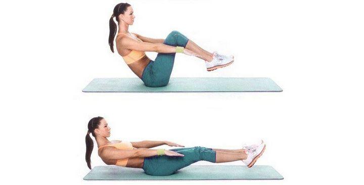 Эффективные упражнения для идеального пресса 5