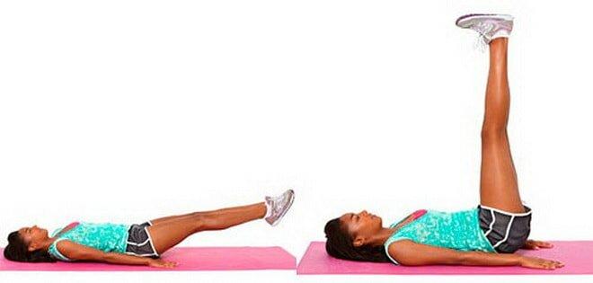 Эффективные упражнения для идеального пресса 4