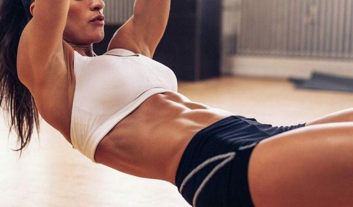 Эффективные упражнения для плоского живота 1