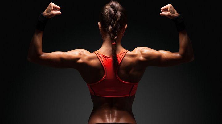 Эффективные упражнения для рук 2
