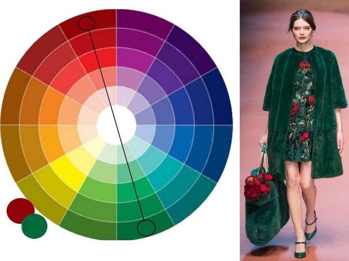 Как правильно сочетать цвета? 6