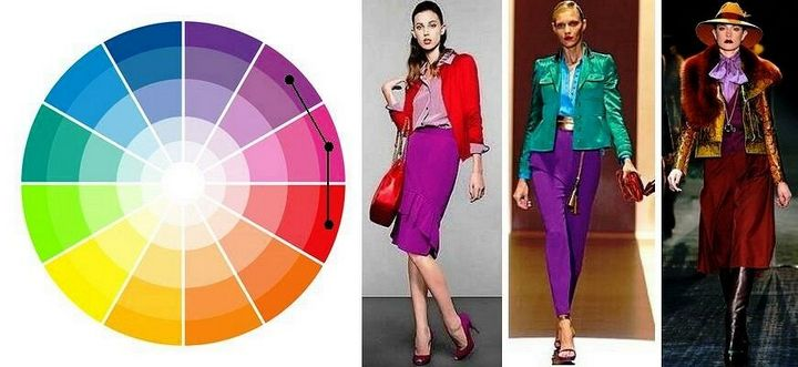 Как правильно сочетать цвета? 12