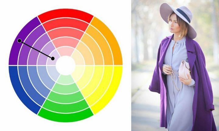Как правильно сочетать цвета? 2