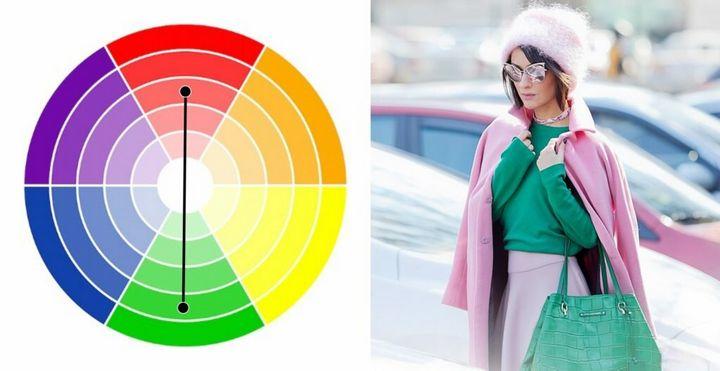Как правильно сочетать цвета? 8