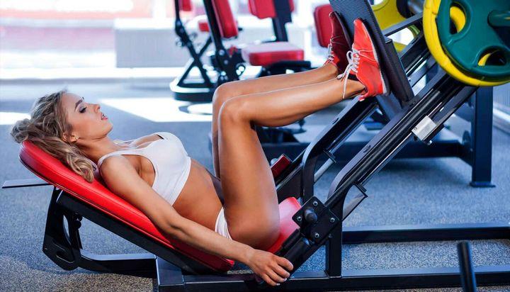 Как при помощи упражнений похудеть в ногах? 1