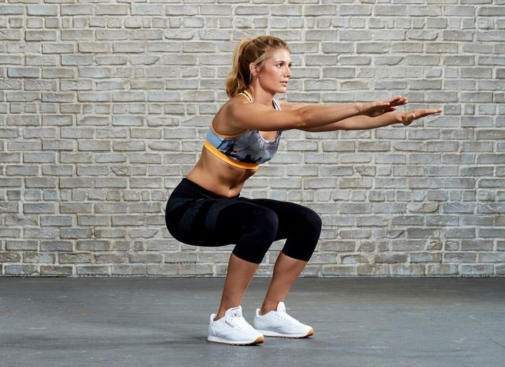 Как при помощи упражнений похудеть в ногах? 2