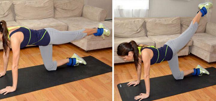 Как при помощи упражнений похудеть в ногах? 6