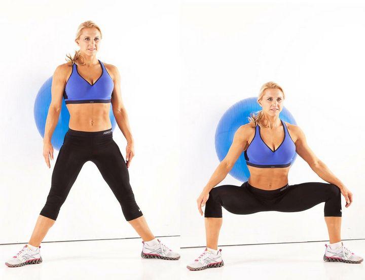 Как при помощи упражнений похудеть в ногах? 5
