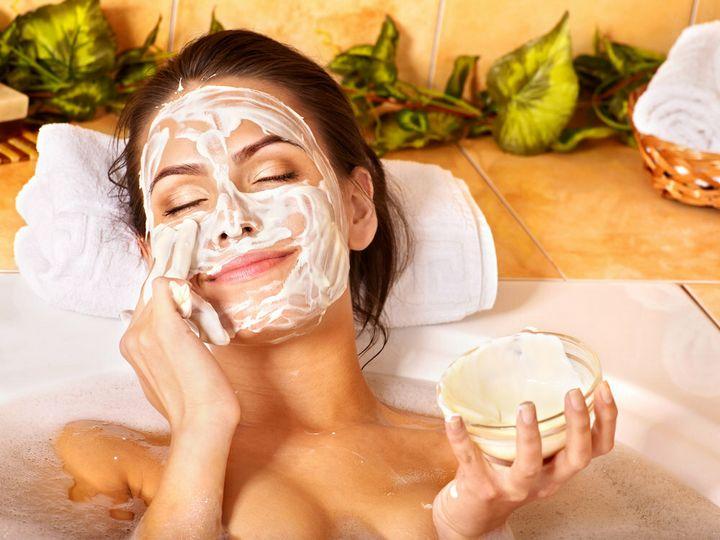 Как приготовить рисовую маску для лица 3