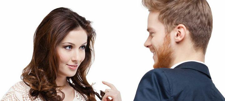 Как соблазнить мужчину разговором 2