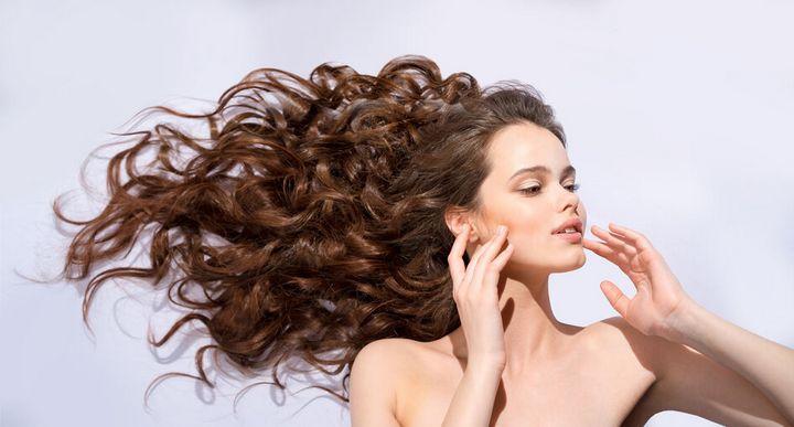 Как увеличить объем волос с помощью мусса 3