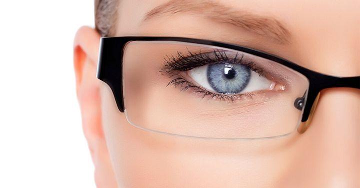 Как вывести царапины с линз на очках 1