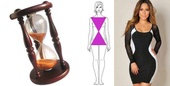 Какая одежда подойдет для фигуры «песочные часы» 3