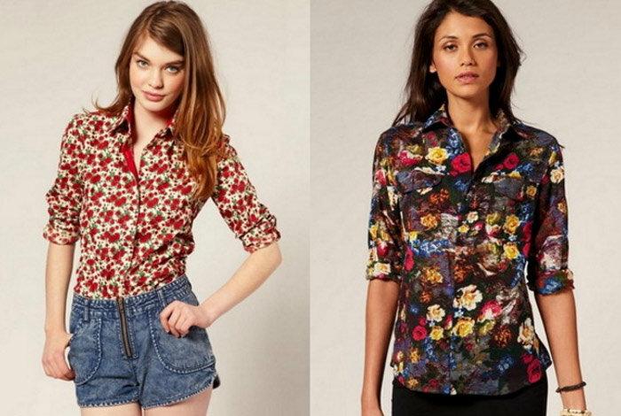 Какие блузки в моде осенью 2019 года? 5