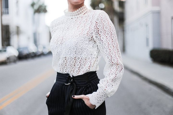 Какие блузки в моде осенью 2019 года? 11