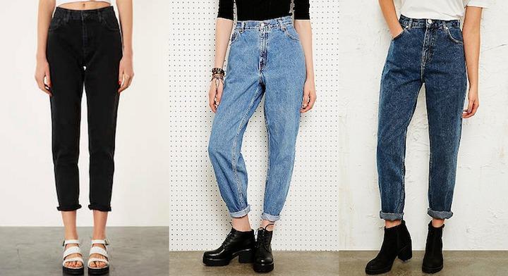 Какие джинсы сейчас в моде? 5