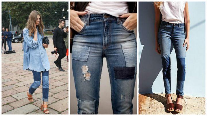 Какие джинсы сейчас в моде? 1