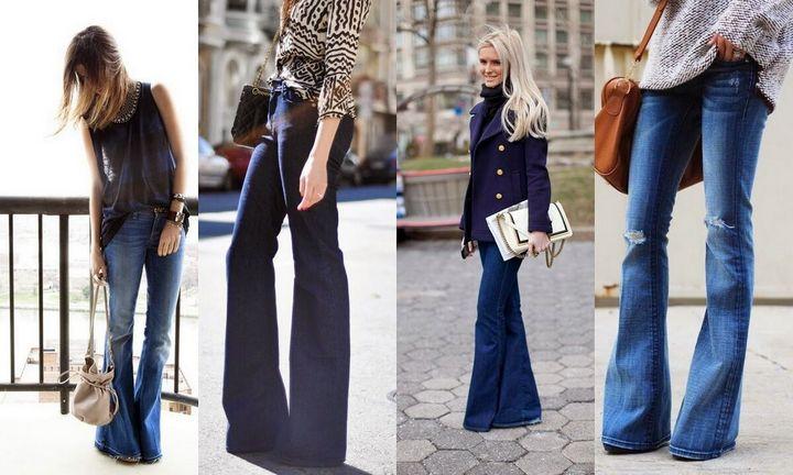Какие джинсы сейчас в моде? 13