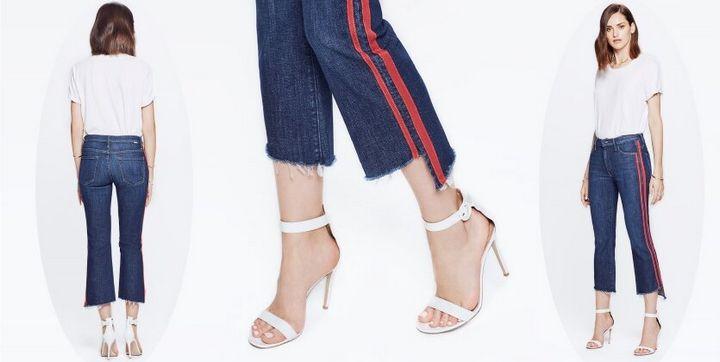 Какие джинсы сейчас в моде? 14