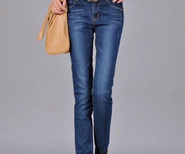 Какие джинсы сейчас в моде? 8