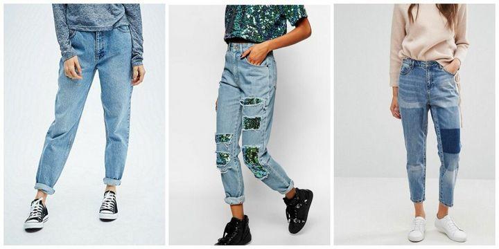 Какие джинсы сейчас в моде? 4