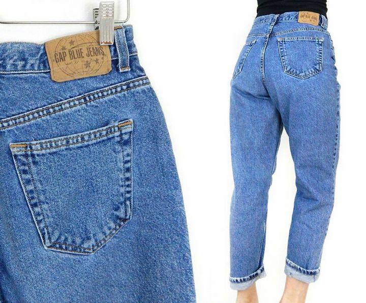 Какие джинсы сейчас в моде? 2
