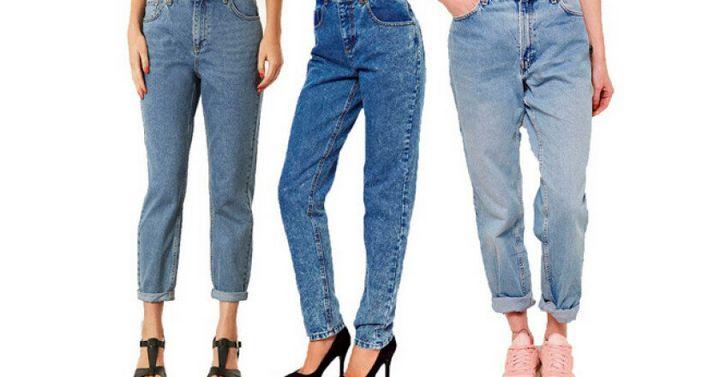Какие джинсы сейчас в моде? 3