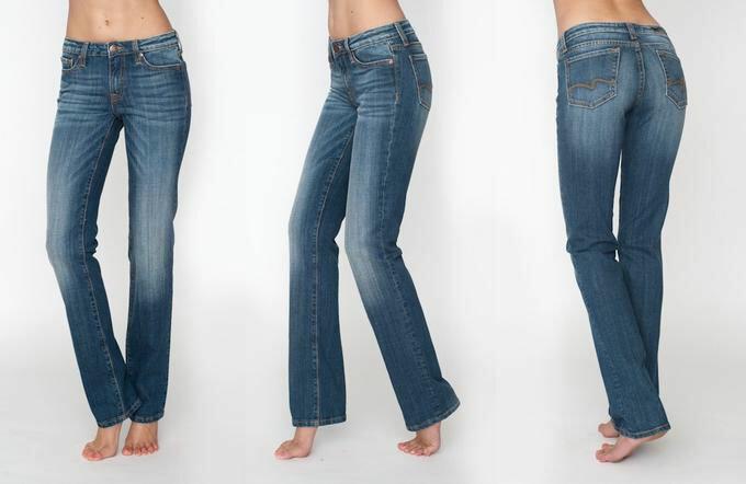 Какие джинсы сейчас в моде? 6
