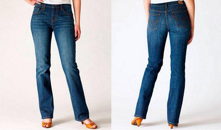 Какие джинсы сейчас в моде? 7