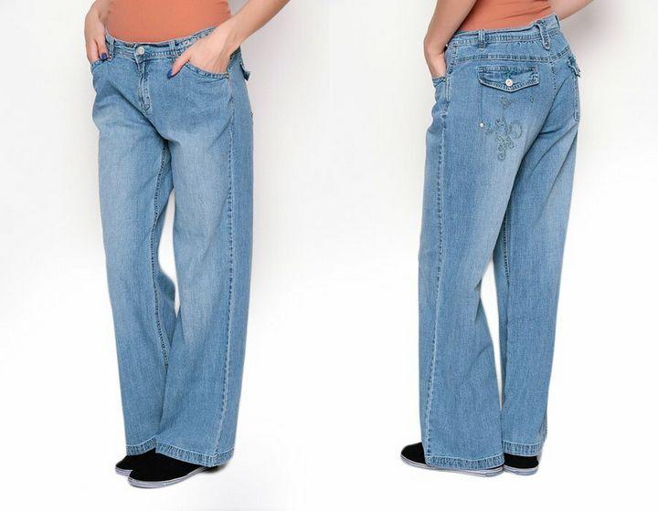 Какие джинсы сейчас в моде? 9