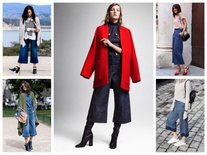 Какие джинсы сейчас в моде? 11
