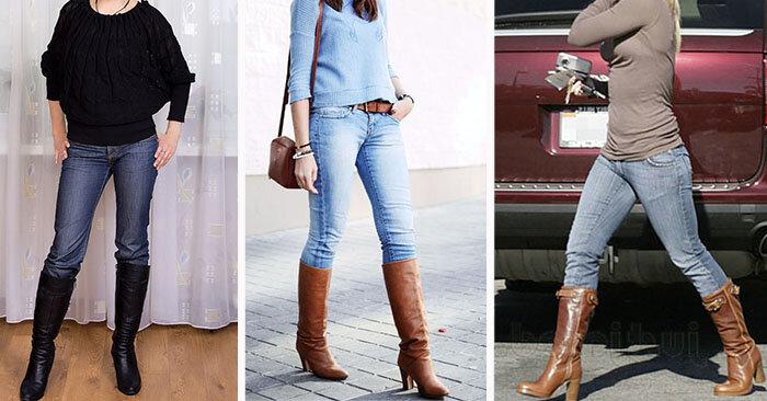 Какие джинсы следует выбрать? 24
