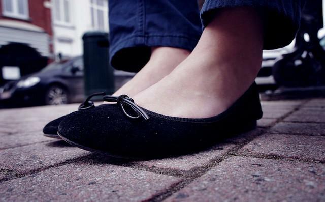 Какую обувь подобрать? 25