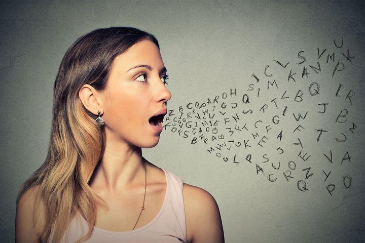 Красивая речь – основная черта воспитанной девушки 4