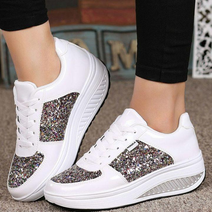 Кроссовки, выбираем модную обувь 2019 23