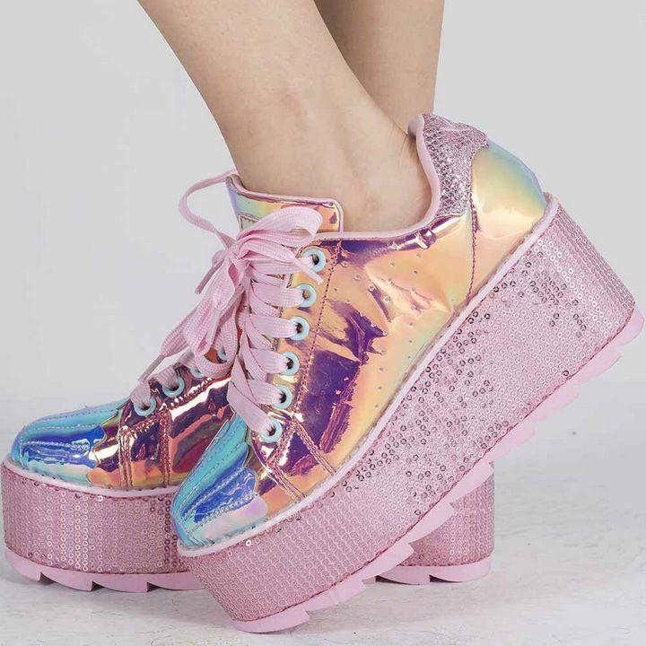 Кроссовки, выбираем модную обувь 2019 24