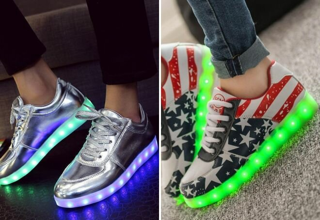 Кроссовки, выбираем модную обувь 2019 28
